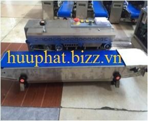 Máy hàn liên tục in date ( Phun Sơn )