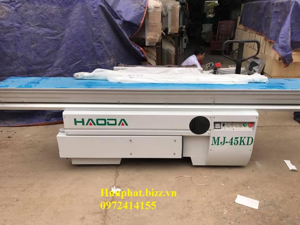 Máy cưa bàn trượt Haoda HD320