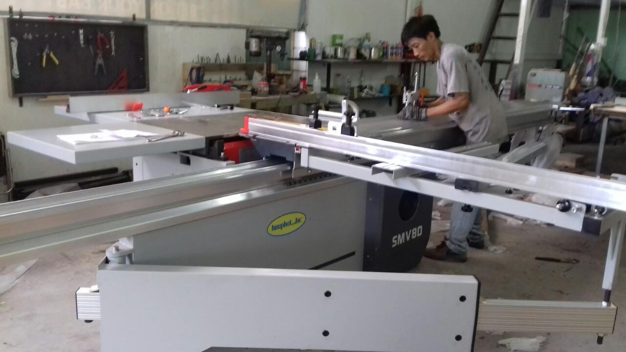 Máy cưa bàn trượt SMV 80